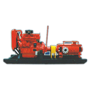 НДП4 Насос с дизельным приводом