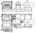 Насосные блочные установки высокого давления типа УНБВД
